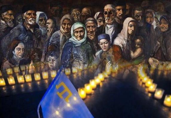 18 травня: День пам'яті жертв депортації кримських татар