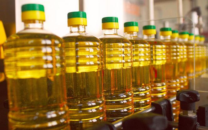 масло соняшникове