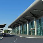будівництво нового аеропорту