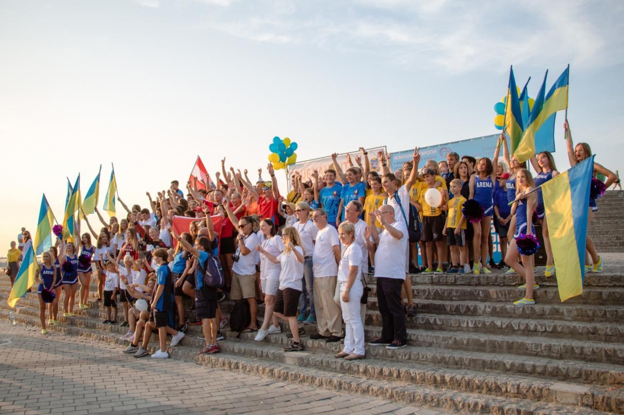 чемпіонат воднолижний спорт дніпро 2018