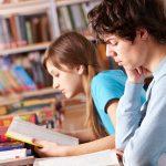 молодежь читает