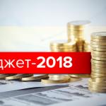 бюджет 2018 украина