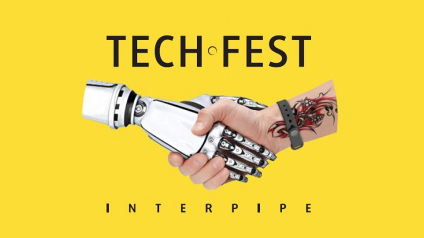 Дніпро Днепр когда Interpipe TechFest 2018 15-16 сентября