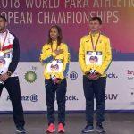 чемпіонта європи з параолимпийцев 2018
